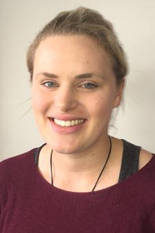 Kat Doyle - physiotherapist